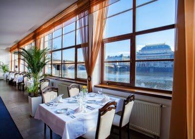 Restaurace Střelecký ostrov